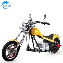 China Factory Wholesale New Model Electric Motorcycle 500W