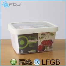 ~ Microwavable Plastic commercial food containers