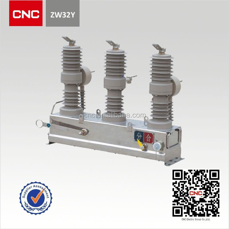 Recloser ZW32-12 Outdoor Vacuum Circuit Breakers 24KV VCB