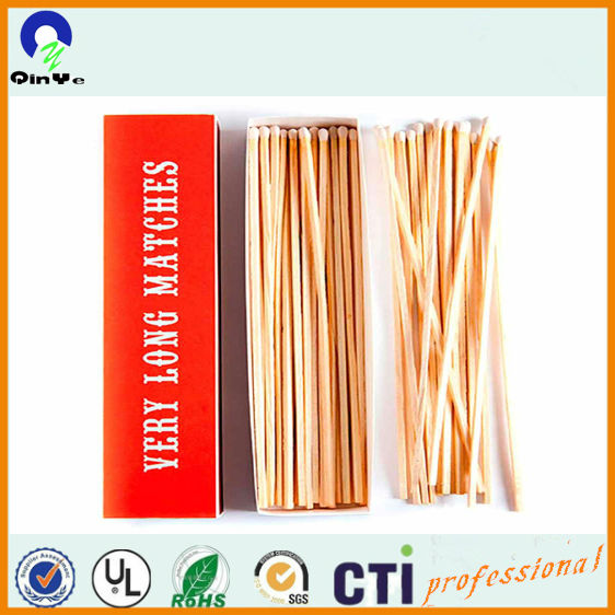 Wonderful Personalized Extra Long Stick Fireplace Safety Matches