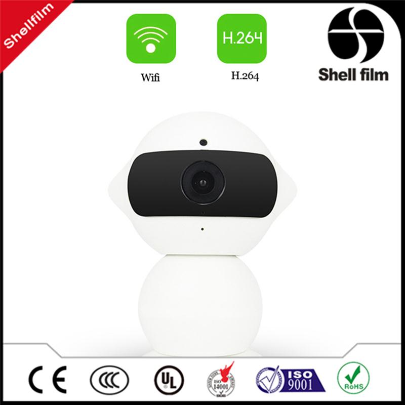 Plastic long range outdoor wireless ip camera for wholesales