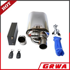 Hot Sale Stainless Steel Performance Exhaust Muffler