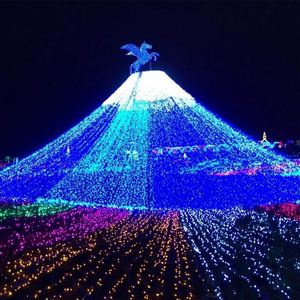 Wedding Fairy Christmas Lights Outdoor warm white tree decoration led string light set