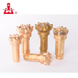 china manufactured quarry used hard rock drill bits /DTH hard rock drill bits price for sale