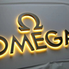 Illuminated Advertising Sign LED Channel Letter Accept Customization