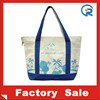 Cheap cotton canvas tote bag/plain eco cotton bags/Canvas beach Bag