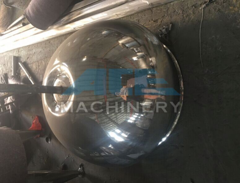 Industrial Tilting Jacketed Cooking Pot With Mixer