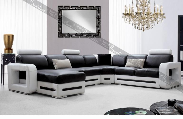 Recliner European Style Sofa Regional PE Rattan