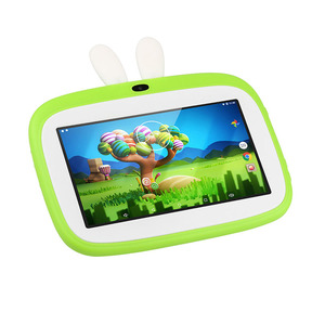 7 Inch HD Touch Screen 1GB RAM 8GB ROM Android 6.0 Quad Core Gift Educational Tablet For Children