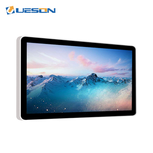 Hot sale 22 inch wall mount bus lcd advertising player