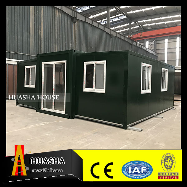 Nice Designed and Comfortable Prefab double wide homes