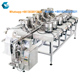 Screw/nuts/bolt/pills counting vibrator feeder packaging machine