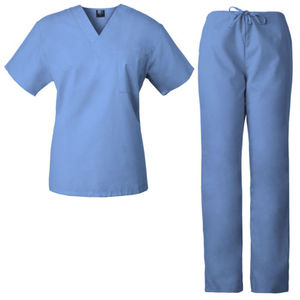 Wholesale Medical Nurse Scrub Suit Design