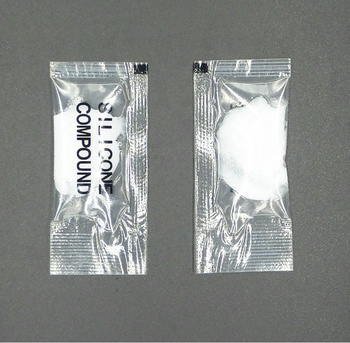 Plastic bag silicone dielectric grease from brand name lubricants