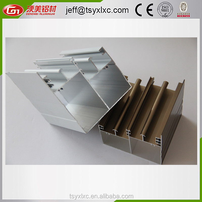 Professional manufacturer aluminium profile making windows and doors
