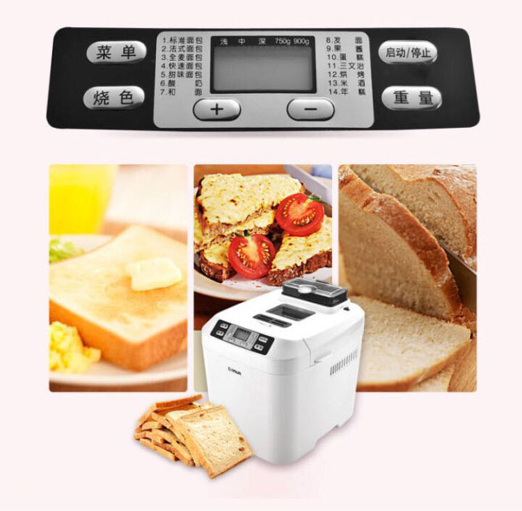 2L bread maker making baking oven machine