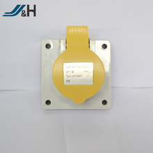 IP44 16A 110V industrial female plug and socket