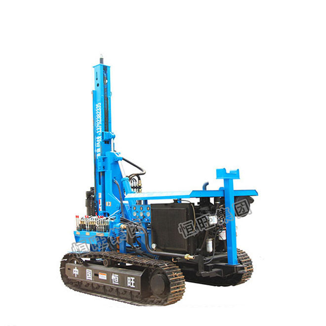Crawler type hydraulic pile driver piling machine/ pile hammer /piledriver pile rig
