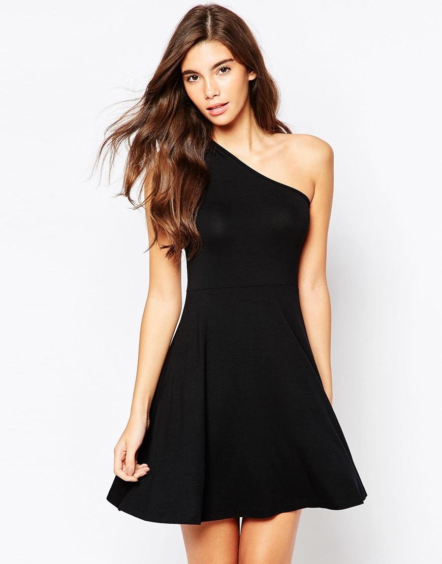 Neueste Mode Kleider Schulterfrei Kleid Cocktailkleider Frauen ...