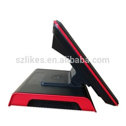 Windows POS system / touch screen pos system / all in one touch screen pos