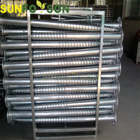 Sunrack Ground Anchor Screw Piles For Solar Mounting