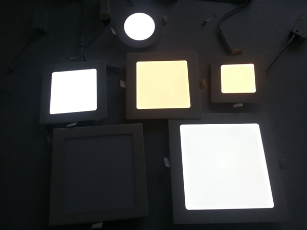 Surface Mounted Small Led Panel Lamp Light 400mm 15w