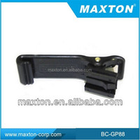 Two way radio accessories plastic belt clip for Motorola GP88/GP300 BC-GP88 radio