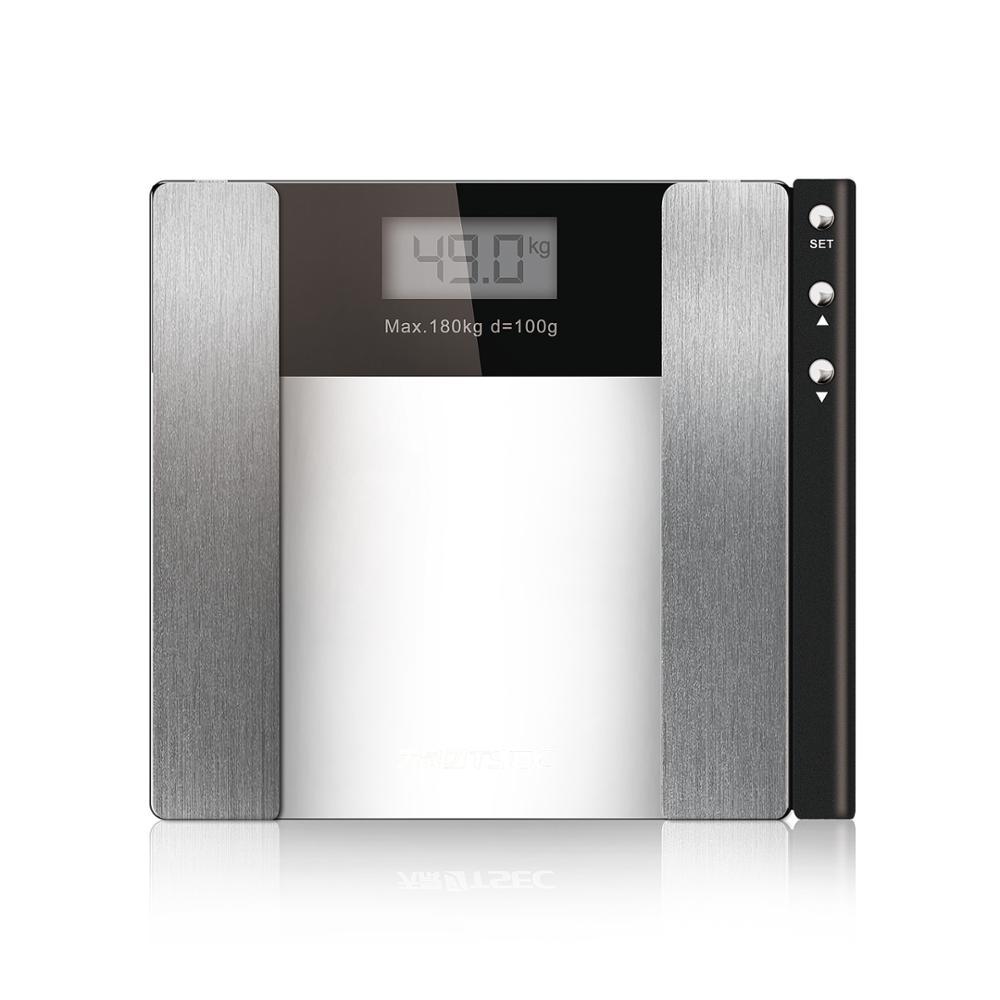 Ts 6160 Health Care Digital Bathroom Body Fat Weight Scale Buy