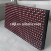 Outdoor Red single color ph10 rgb display board LED display module