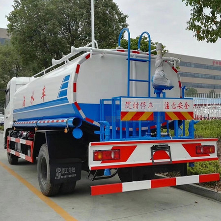 Dongfeng 20m3 water tank trucks 20000 liter water tank truck dimensions for spray irrigation
