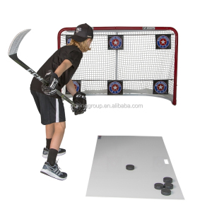 Anti-abrasion skating sheet/ bauer ice hockey/hdpe shooting pad