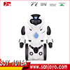 Smart dancing remote control robot toy for kids With Light balance wheel