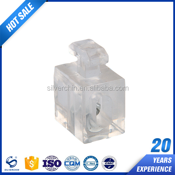 plastic interval connection block suitable for V-slot aluminum