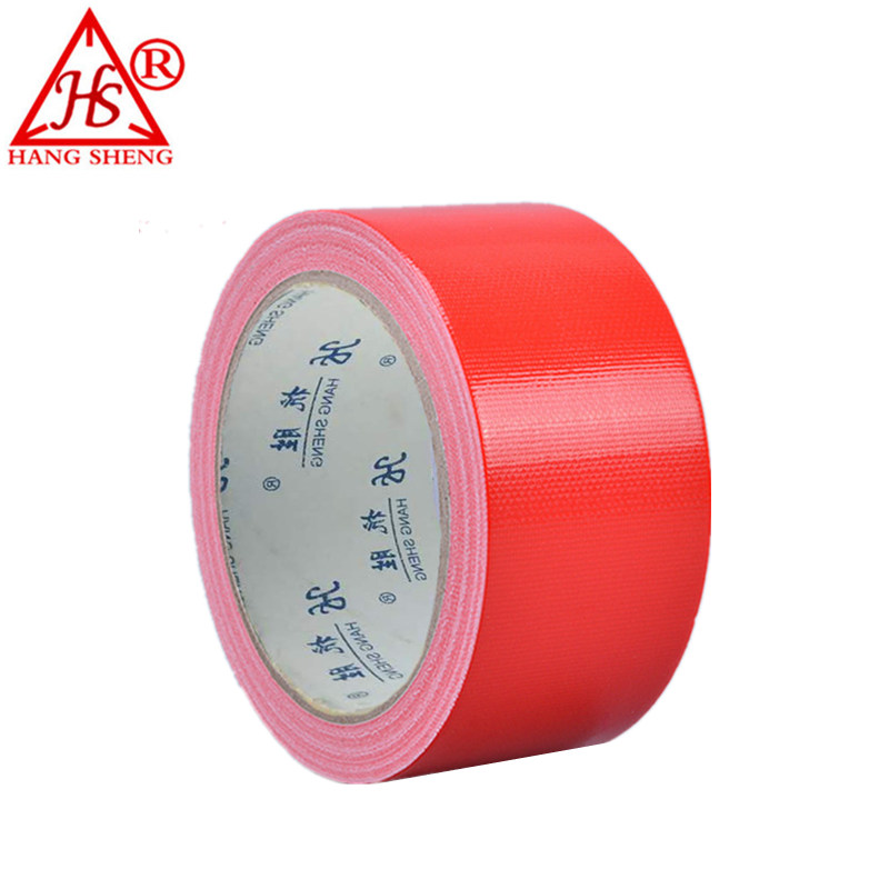 Tuỳ red vải màu duct tape
