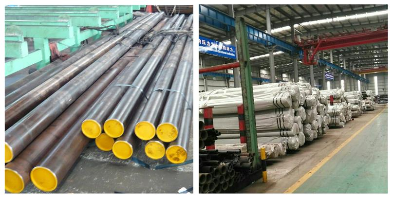 ASTM A106 Gr.B  seamless high precision cold rolled steel tube