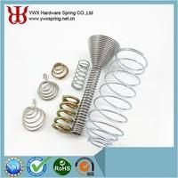 OEM galvanized steel pump valve pressing spring