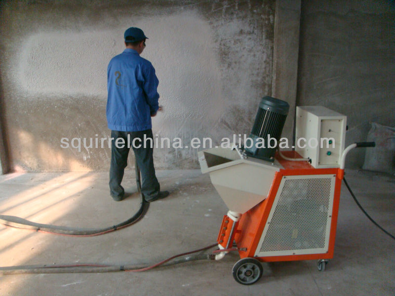 Mortar Spray Machines Mail: מחיר מפעל מלט מכונה ריסוס טיח -מכונות התזת בטון-מספר זיהוי