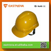 Produced by professional factory comfortable and soft yellow abs material safety helmet