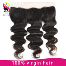 wedding hairstyles 13*4 Promotion 7A Grade Natural Color High Quality Peruvian Virgin Hair Lace Frontal