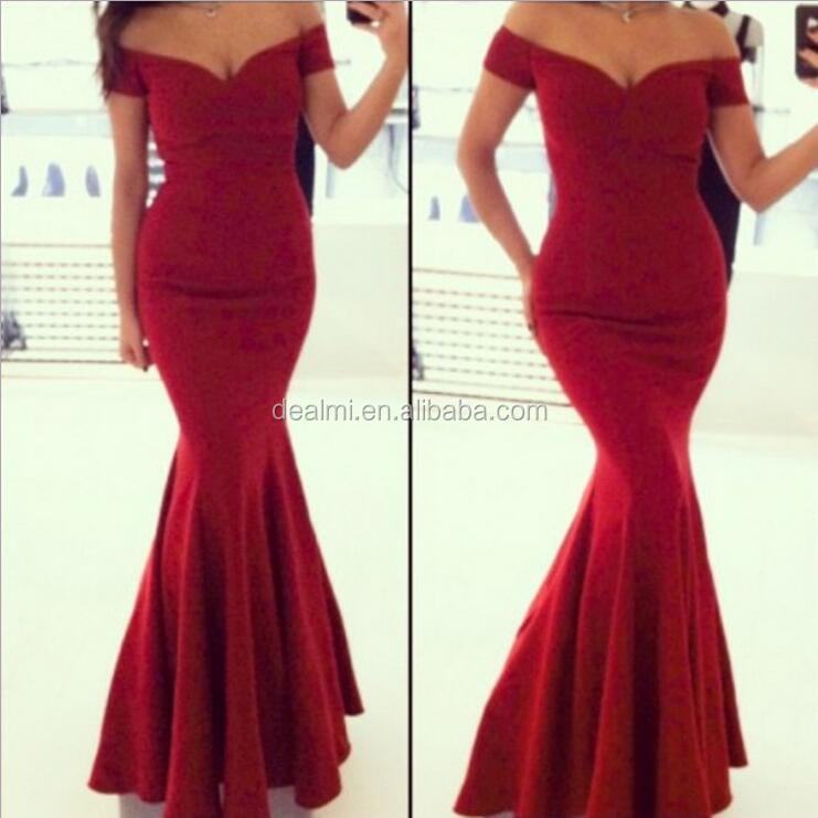 DEMI Wholesale cocktail dress mermaid tail dress long formal dress