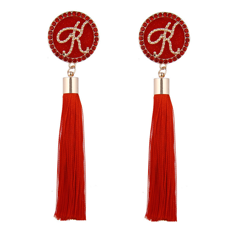 Wholesale Long Tassels Drop <strong>Earrings</strong> Jewelry New Designs Gold Jhumka <strong>Earrings</strong> Women