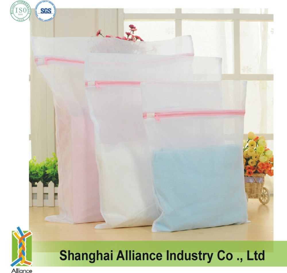Zipped Laundry Washing Bag Net Laundry Bags Underwear Bra 3 Sizes