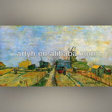 Famous art colorful contemporary famous art paintings by van gogh