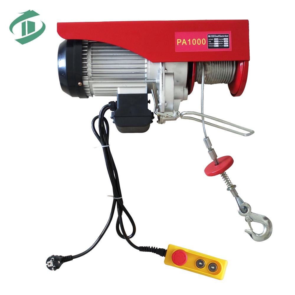 Remote Control Mini Electric Hoist - Buy Remote Control Hoist ...
