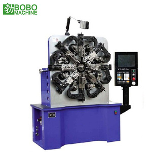 Universal automatic CNC wire spring making machine spring forming machine