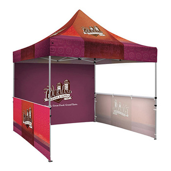 Pop Up Folding Tent 10ftx10ft canopy Marquee 3x3m promotion customized