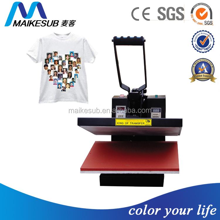 T Shirt Printing Machine Mug Printing Machine Size 15 X15