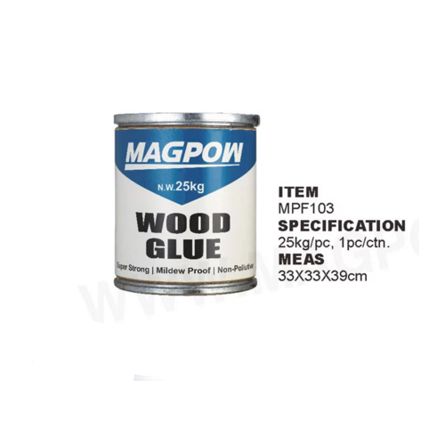 MAGPOW wood bond glue for furniture wood door table White PVA glue