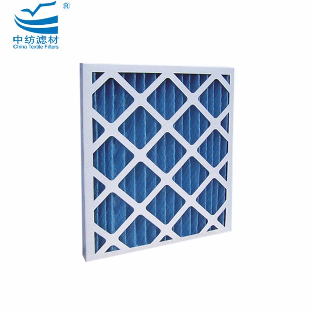 Synthetic Wire Mesh Backed Laminated Filter Media Rolls For Panel ...