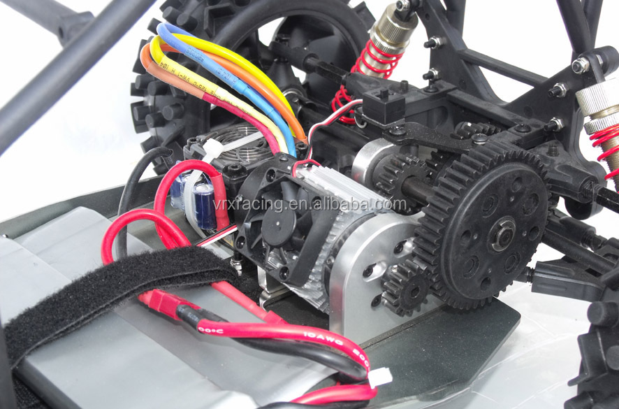 kit de conversion à convertir votre 2wd gas powered automobiles, à